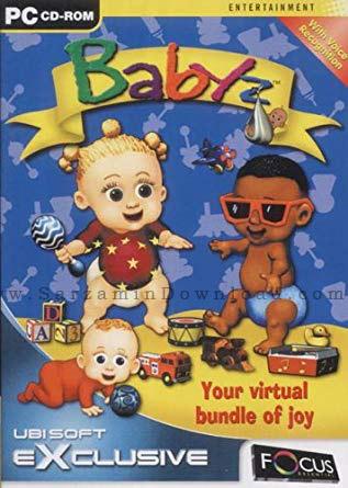 بازی بچه داری (برای کامپیوتر) - Babyz PC Game