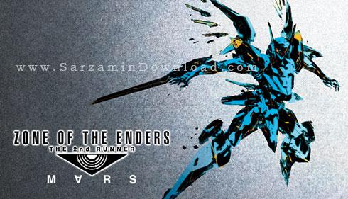 بازی منطقه پایانی (برای کامپیوتر) - Zone of the Enders The 2nd Runner PC Game