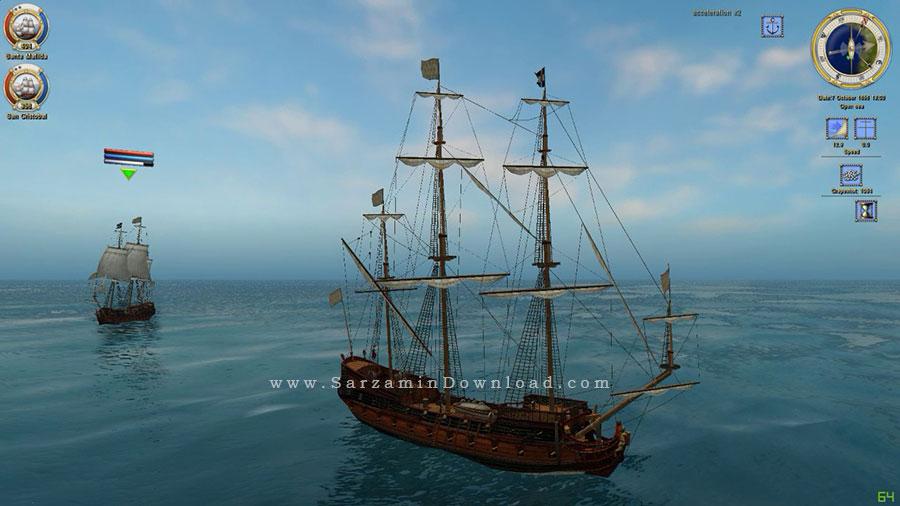 بازی سگ های دریایی (برای کامپیوتر) - Sea Dogs To Each His Own Happily Ever After PC Game