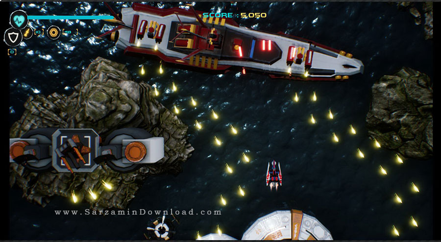بازی بال های مرگبار (برای کامپیوتر) - Fatal Wings PC Game