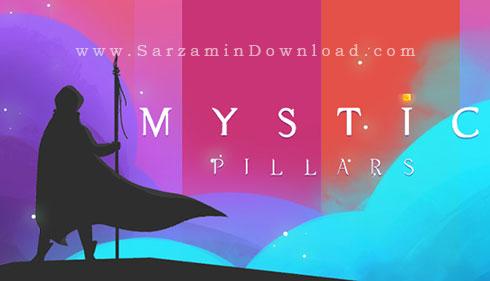بازی ستون عرفانی (برای کامپیوتر) - Mystic Pillars A Story Based Puzzle Game PC Game