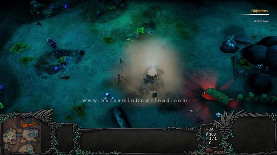 بازی کندو (برای کامپیوتر) - The Hive Rise of the Behemoths PC Game