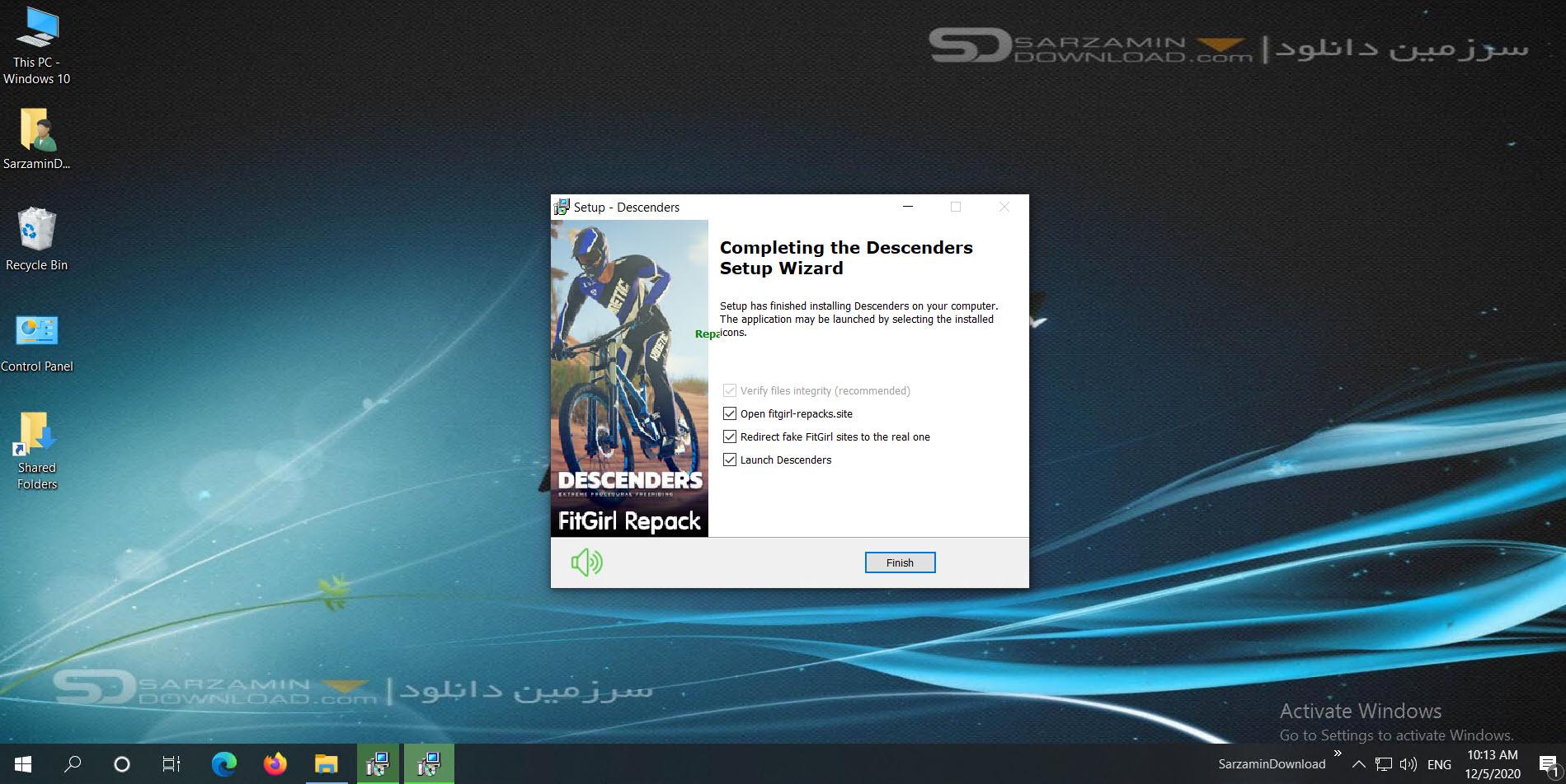 بازی فرزندان (برای کامپیوتر) - Descenders PC Game