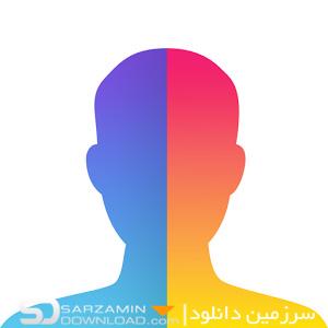 نرمافزار تغییر چهره (برای اندروید) - FaceApp 2.0.915 Android