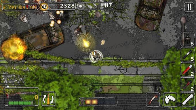 بازی تلاش برای بقا (برای اندروید) - Trial By Survival 1.30 Android