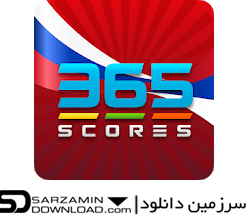 نرمافزار مشاهده نتایج زنده فوتبال (برای اندروید) - 365Scores: Sports Scores Live 5.5.0 Android