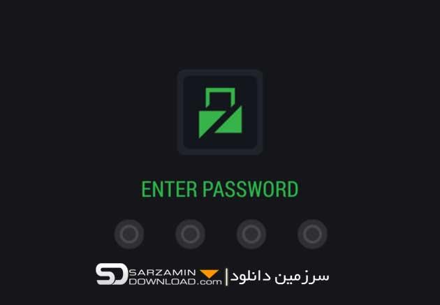 نرم افزار قفل گذاری روی برنامه ها (برای اندروید) - Lockdown Pro Premium 1.1.1-2019 Android