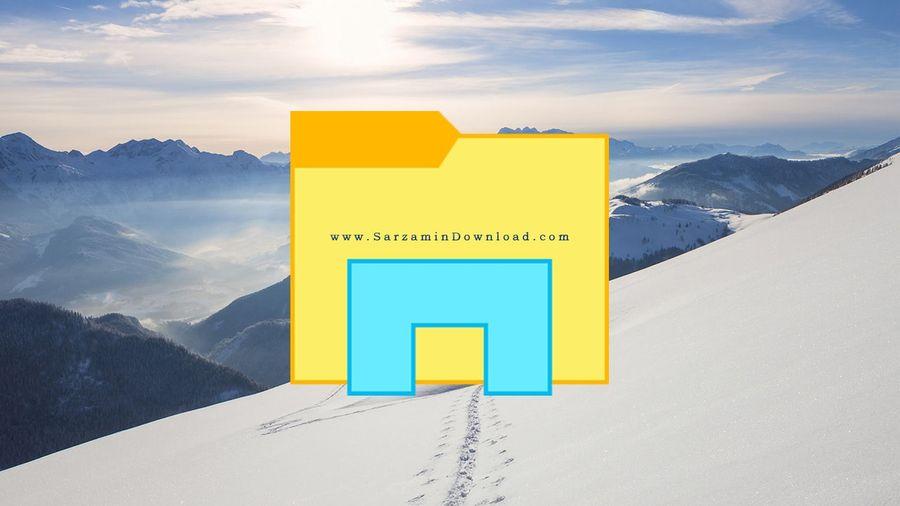 آموزش کپی سریع مسیر یک فایل یا پوشه در ویندوز
