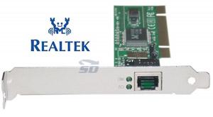 درایور کارت شبکه (برای ویندوز) - Realtek Ethernet Driver 10.025 Windows