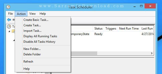آموزش Task Scheduler ویندوز