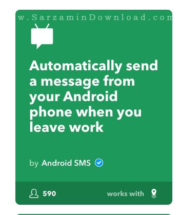 تاچ اتوماتیک اندروید بدون روت آموزش ارسال پاسخ به پیامک ها به صورت اتوماتیک در اندروید
