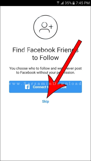 how to create instagram account without phone number