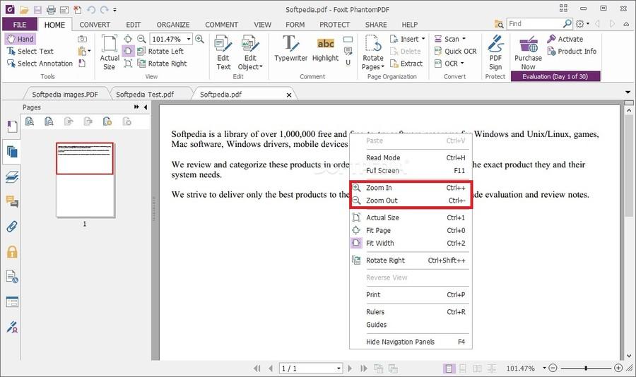 آموزش ویرایش فایل های pdf با نرم افزار Foxit PhantomPDF